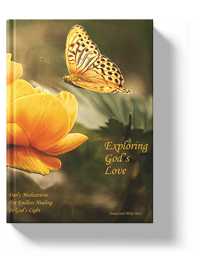 book cover for exploring gods love